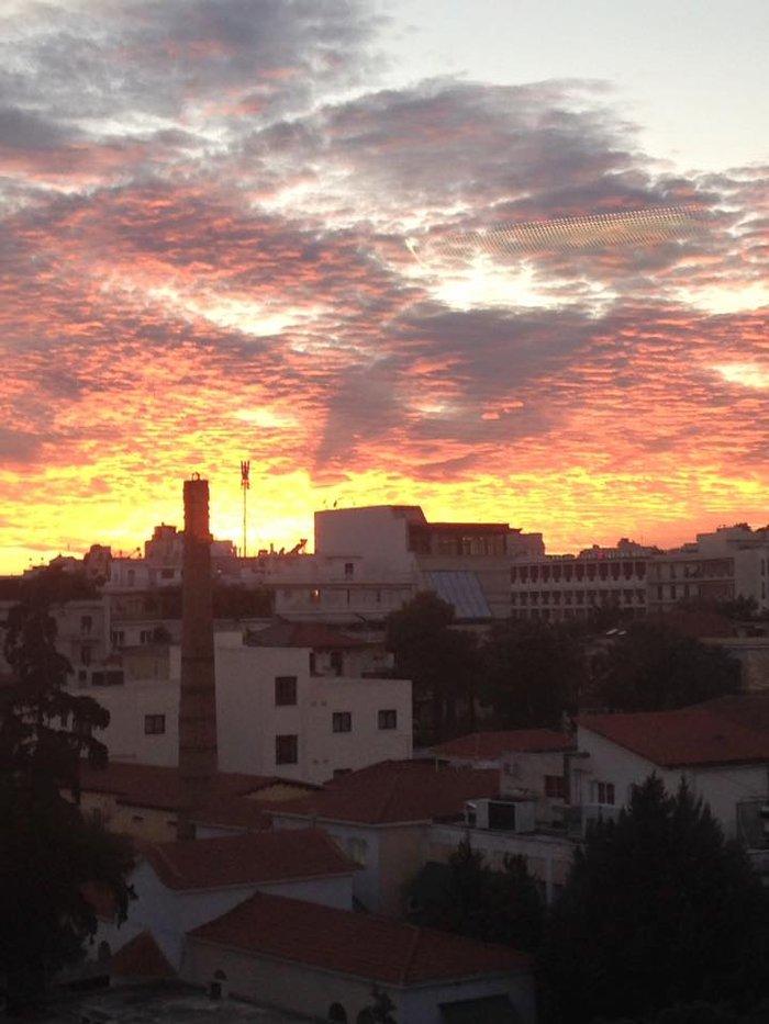Οταν ένας ουρανός - πίνακας ζωγραφικής σκέπασε την Αθήνα [Εικόνες] - εικόνα 11