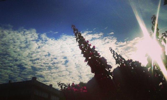 Οταν ένας ουρανός - πίνακας ζωγραφικής σκέπασε την Αθήνα [Εικόνες] - εικόνα 24