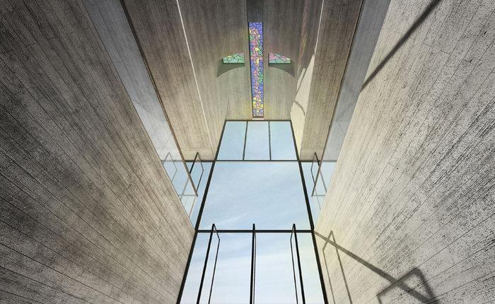 Ένα εκκλησάκι-σταυρός μέσα στα βράχια του Αιγαίου - εικόνα 4