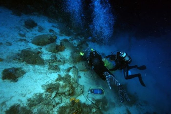 Εκπληκτική ανακάλυψη: 22 αρχαία ναυάγια ήρθαν στο φως στους Φούρνους