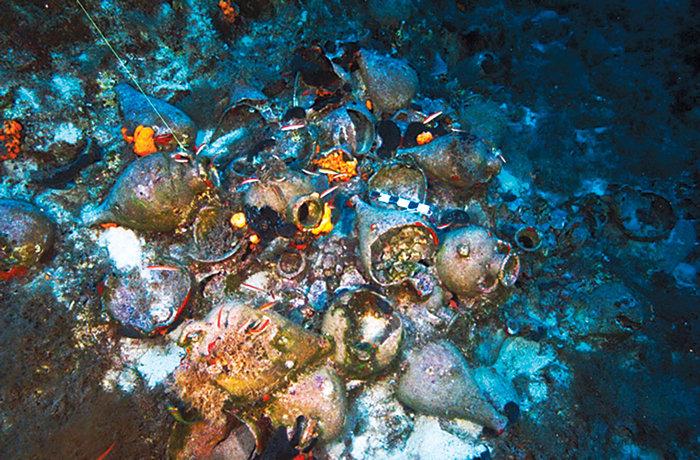 Εκπληκτική ανακάλυψη: 22 αρχαία ναυάγια ήρθαν στο φως στους Φούρνους - εικόνα 2