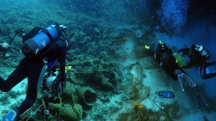 Εκπληκτική ανακάλυψη: 22 αρχαία ναυάγια ήρθαν στο φως στους Φούρνους - εικόνα 3
