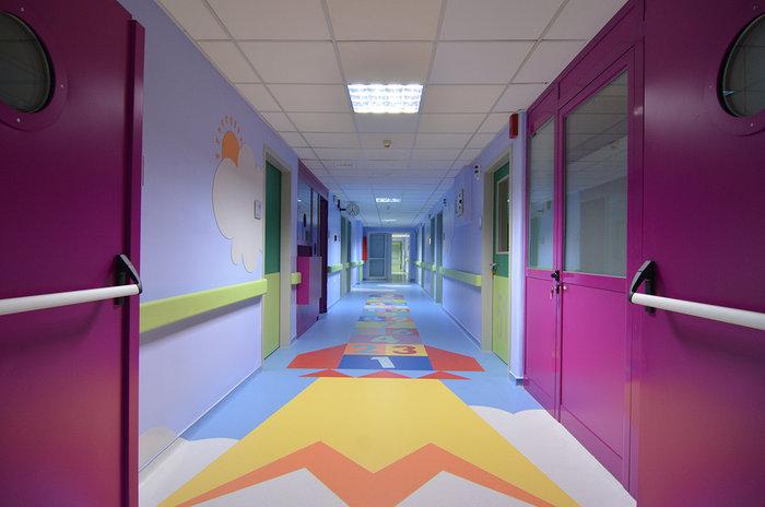 Εργο ζωής από ΟΠΑΠ: Ανακαίνισε δύο ορόφους στα Νοσοκομεία Παίδων της Αθήνας - εικόνα 12