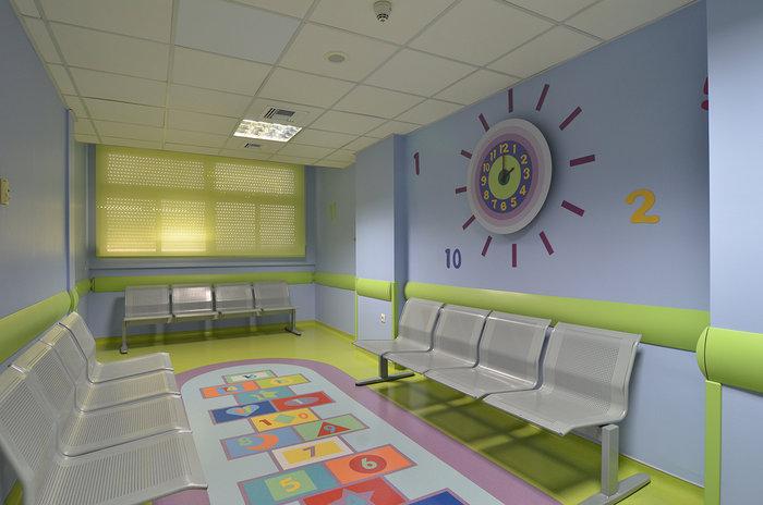 Εργο ζωής από ΟΠΑΠ: Ανακαίνισε δύο ορόφους στα Νοσοκομεία Παίδων της Αθήνας - εικόνα 9