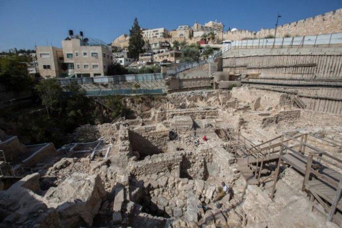 Στο φως η ακρόπολη του Βασιλιά Αντιόχου στην Ιερουσαλήμ