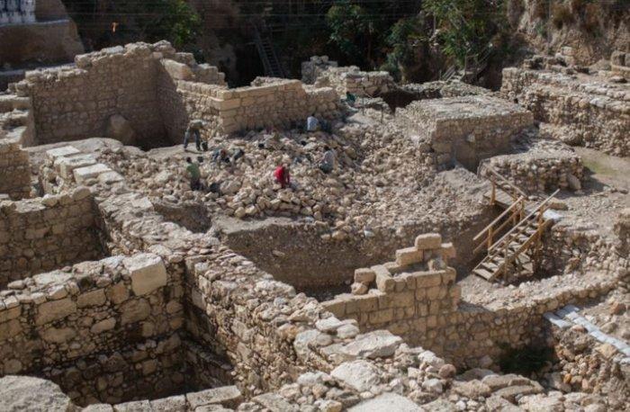 Στο φως η ακρόπολη του Βασιλιά Αντιόχου στην Ιερουσαλήμ - εικόνα 3