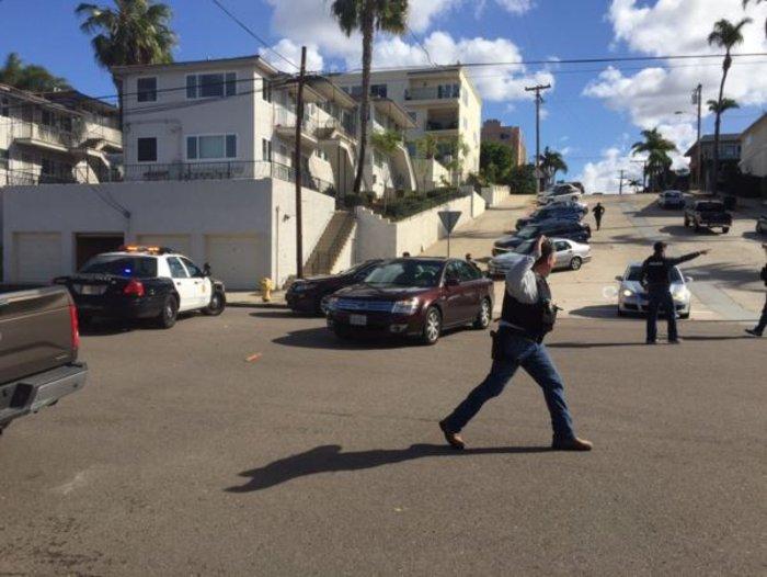 Σαν Ντιέγκο: Ελεύθερος σκοπευτής πυροβολεί αστυνομικούς - ΒΙΝΤΕΟ