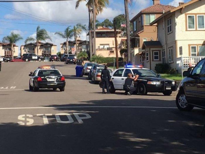 Σαν Ντιέγκο: Ελεύθερος σκοπευτής πυροβολεί αστυνομικούς - ΒΙΝΤΕΟ - εικόνα 3