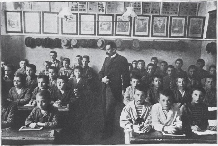 Το σχολείο του Παρνασσού