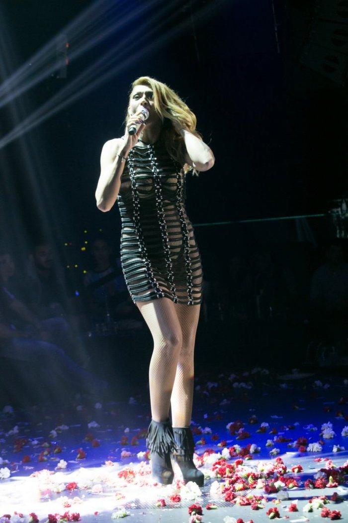 Αγγελική Ηλιάδη: Το διάφανο φόρεμα που δεν άφησε τίποτα στη φαντασία - εικόνα 5