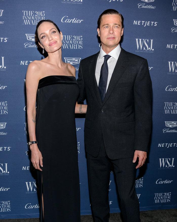 Τζολί: Ο γάμος μας δεν σήμαινε τίποτα μπροστά στην υιοθεσία των παιδιών μας