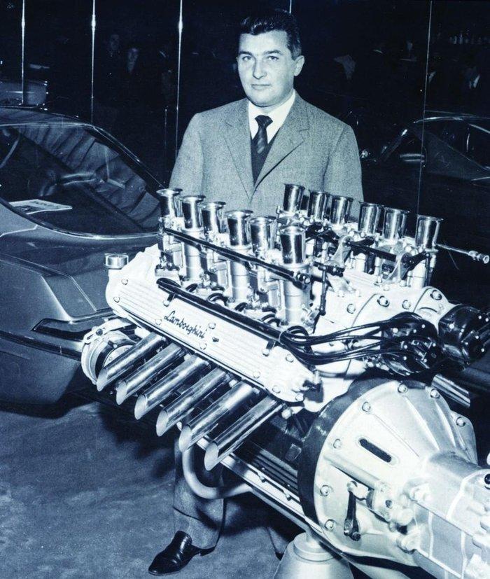 Εξαιτίας ενός καυγά γεννήθηκε ο θρύλος Lamborghini - εικόνα 11