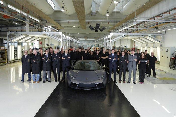 Εξαιτίας ενός καυγά γεννήθηκε ο θρύλος Lamborghini - εικόνα 27