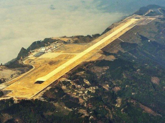 Οι πιο τρομακτικοί διάδρομοι προσγείωσης στον κόσμο - εικόνα 3