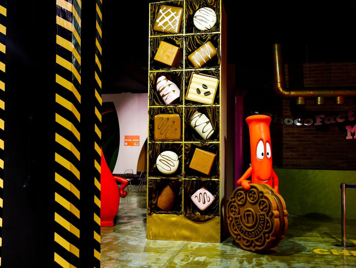 Σοκόλαση: Οι Αθηναίοι «βούτηξαν» στο εργοστάσιο σοκολάτας - εικόνα 26