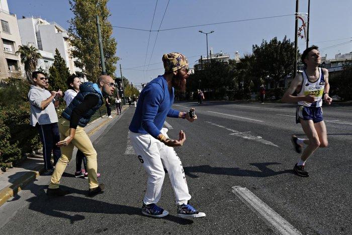 Γιορτή στους δρόμους της Αθήνας με 43 χιλιάδες δρομείς - εικόνα 21