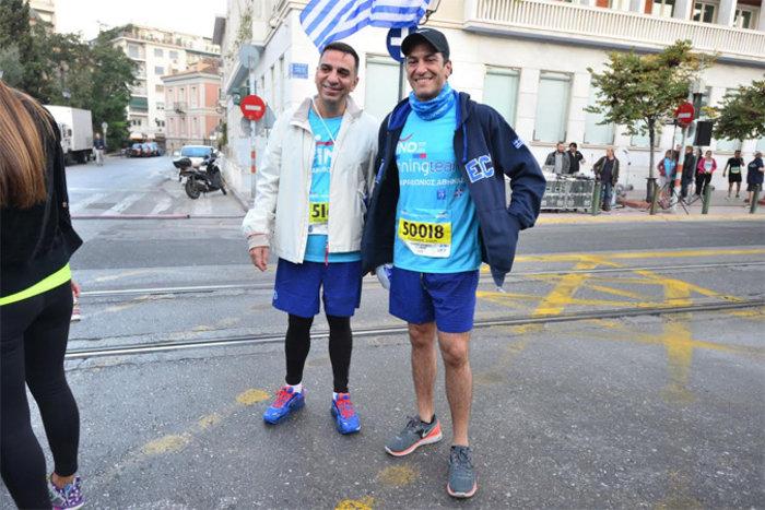 Ποιοι έτρεξαν στον Μαραθώνιο της Αθήνας - εικόνα 6