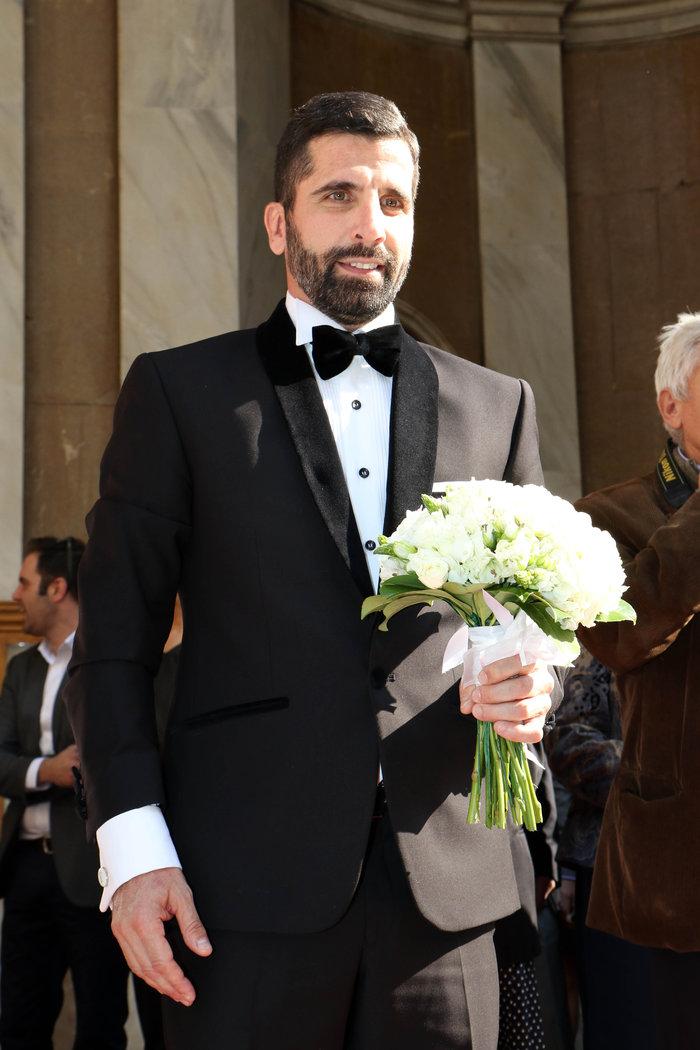 Ο Θανάσης Βισκαδουράκης παντρεύτηκε την Κατερίνα του - όλα όσα έγιναν