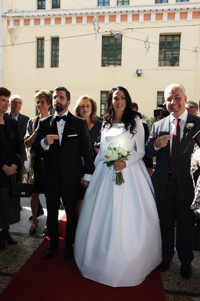 Ο Θανάσης Βισκαδουράκης παντρεύτηκε την Κατερίνα του - όλα όσα έγιναν - εικόνα 5
