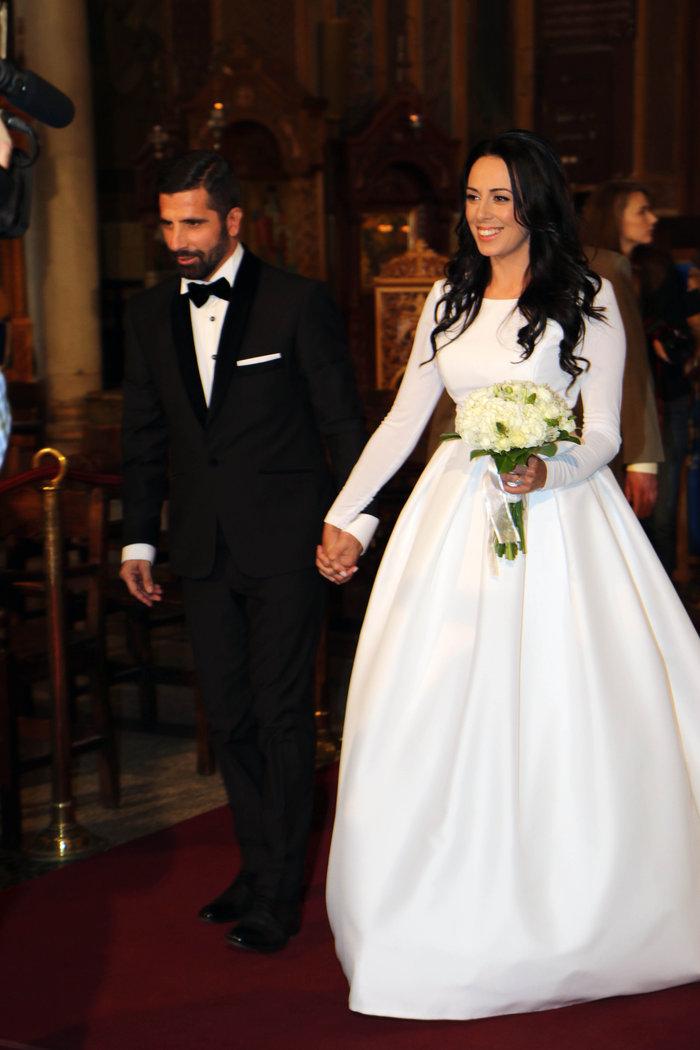 Ο Θανάσης Βισκαδουράκης παντρεύτηκε την Κατερίνα του - όλα όσα έγιναν - εικόνα 6