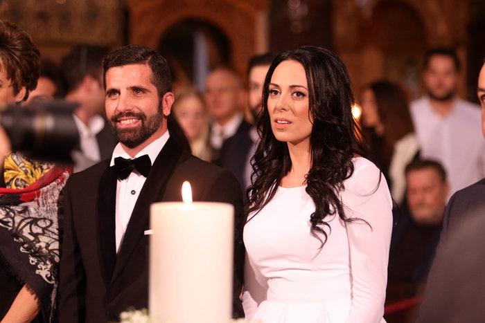 Ο Θανάσης Βισκαδουράκης παντρεύτηκε την Κατερίνα του - όλα όσα έγιναν - εικόνα 7