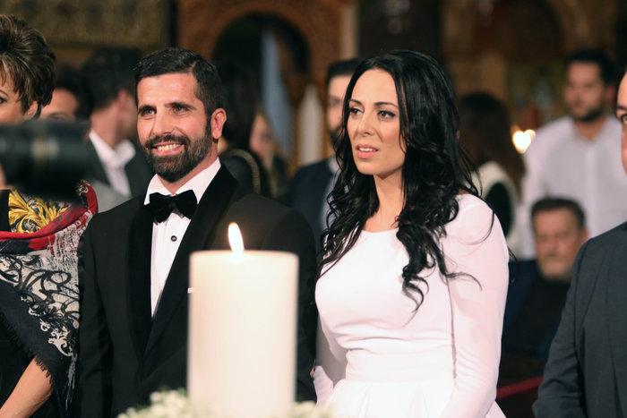 Ο Θανάσης Βισκαδουράκης παντρεύτηκε την Κατερίνα του - όλα όσα έγιναν - εικόνα 8