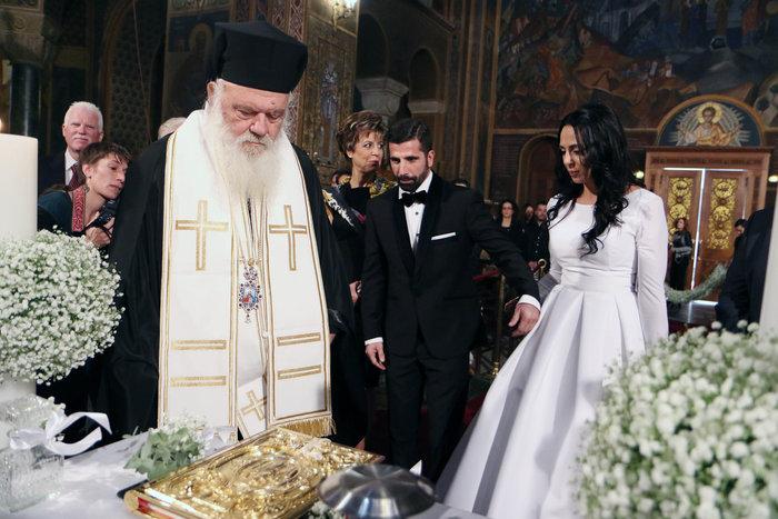 Ο Θανάσης Βισκαδουράκης παντρεύτηκε την Κατερίνα του - όλα όσα έγιναν - εικόνα 9