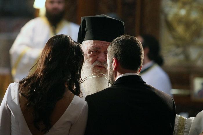 Ο Θανάσης Βισκαδουράκης παντρεύτηκε την Κατερίνα του - όλα όσα έγιναν - εικόνα 19