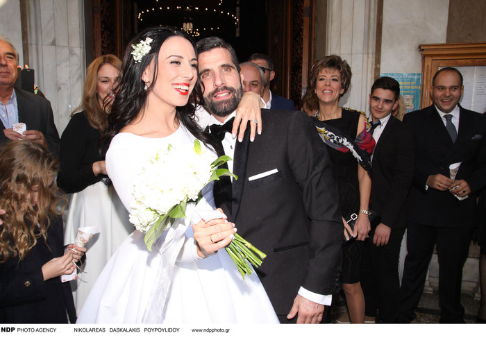 Ο Θανάσης Βισκαδουράκης παντρεύτηκε την Κατερίνα του - όλα όσα έγιναν - εικόνα 22