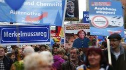 Δημοσκοπική άνοδος των γερμανών ακροδεξιών λόγω προσφυγικού