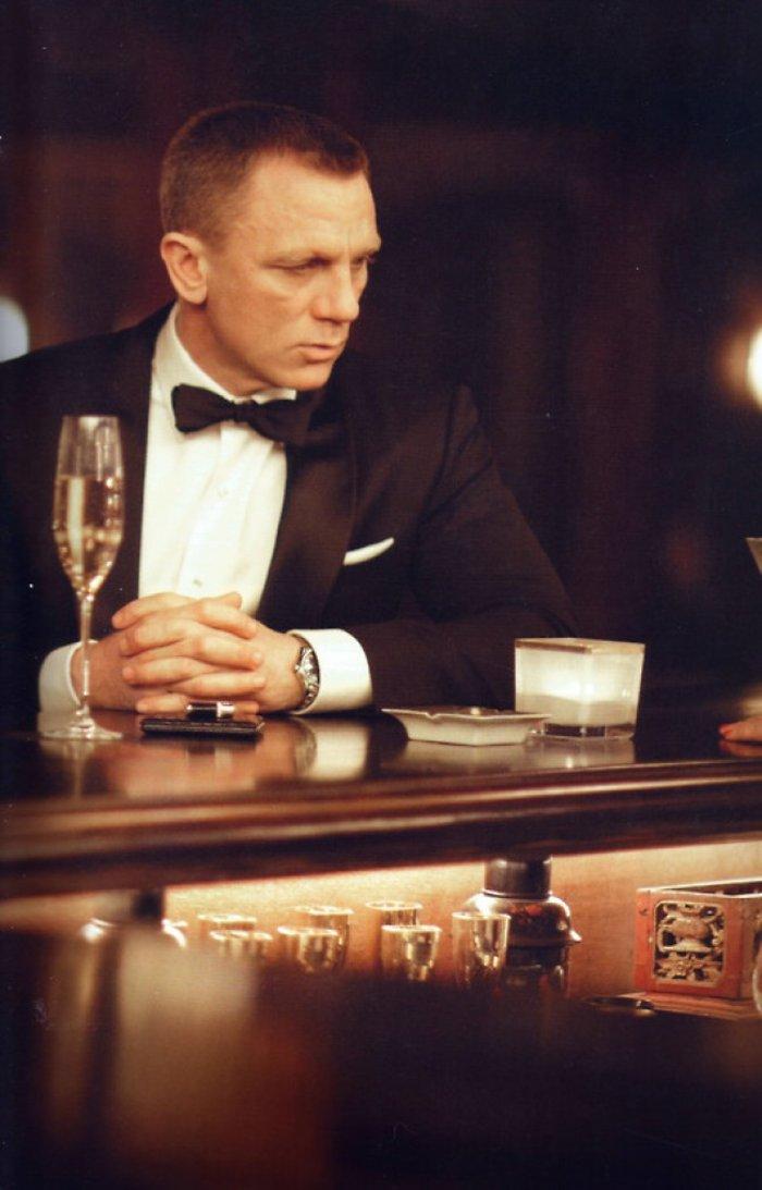 Bollinger – η σαμπάνια του James Bond από το 1973