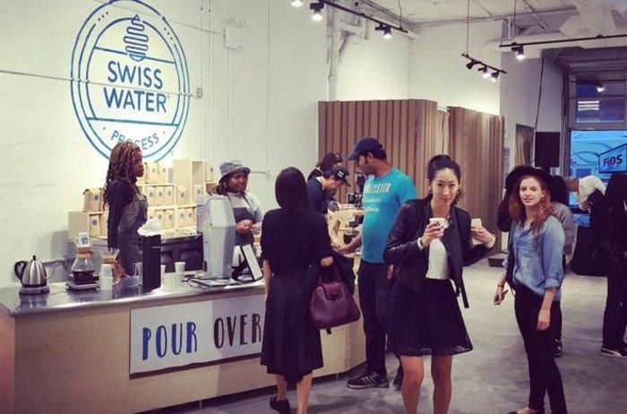 Άνοιξε στη Νέα Υόρκη το πρώτο καφέ που σεβίρει μόνο ντεκαφεϊνέ - εικόνα 2