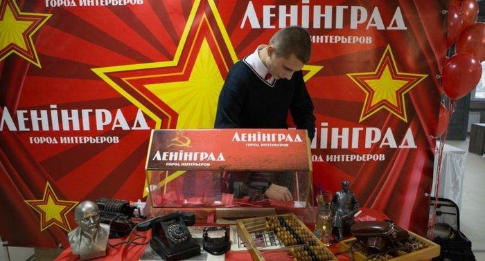 Μινσκ: Η Οκτωβριανή Επανάσταση έγινε...εμπορικό κέντρο - εικόνα 2