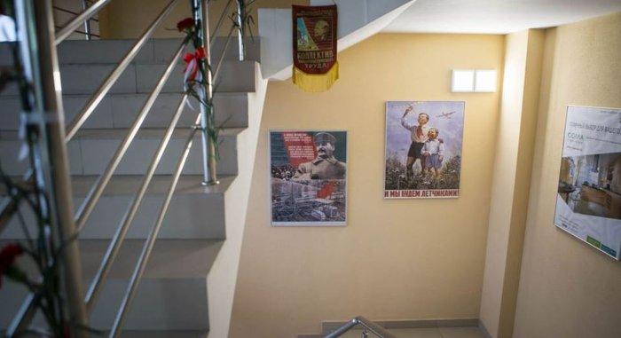 Μινσκ: Η Οκτωβριανή Επανάσταση έγινε...εμπορικό κέντρο - εικόνα 5