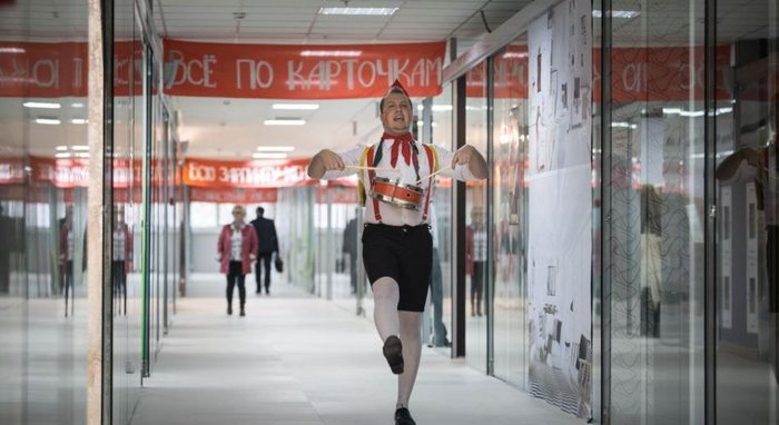 Μινσκ: Η Οκτωβριανή Επανάσταση έγινε...εμπορικό κέντρο - εικόνα 6