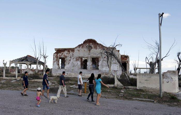 Επεκουέν: Η χαμένη Ατλαντίδα της Αργεντινής επέστρεψε στο φως του ήλιου - εικόνα 3
