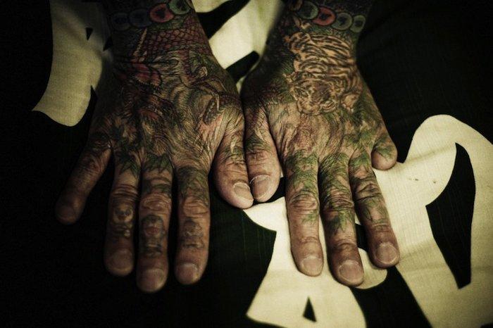 Πώς έζησα και φωτογράφισα τη Yakuza