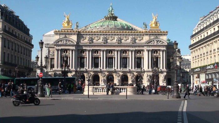 Κίνημα στη Γαλλία κατά της ανακαίνισης της Όπερας Γκαρνιέ - εικόνα 2