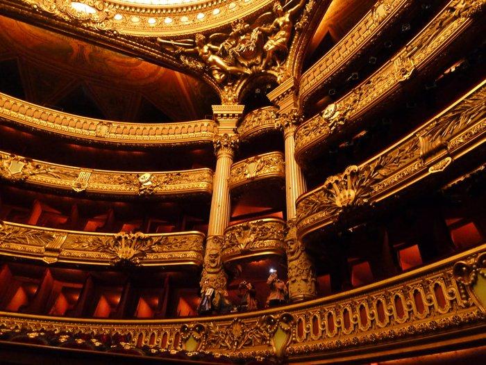 Κίνημα στη Γαλλία κατά της ανακαίνισης της Όπερας Γκαρνιέ - εικόνα 3