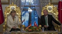 Οργή Ερντογάν για τα σχόλια σε έκθεση της Κομισιόν