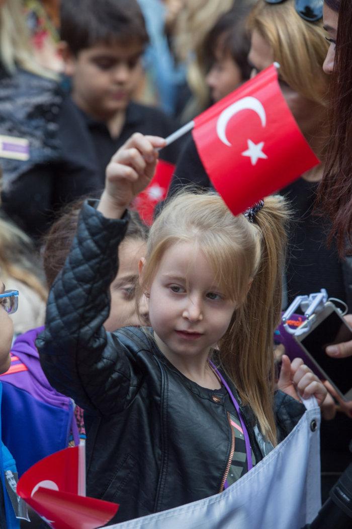 Προσκύνημα Τούρκων στο σπίτι του Κεμάλ στη Θεσσαλονίκη