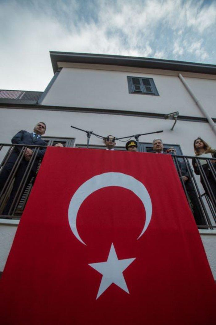 Προσκύνημα Τούρκων στο σπίτι του Κεμάλ στη Θεσσαλονίκη - εικόνα 5