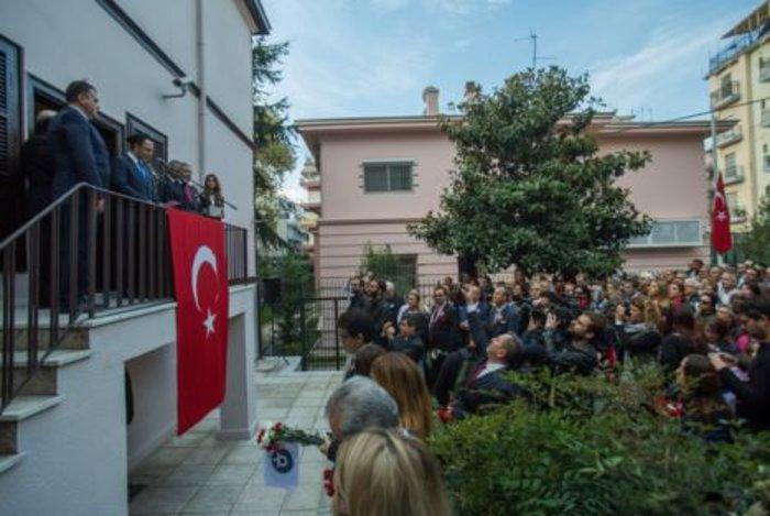 Προσκύνημα Τούρκων στο σπίτι του Κεμάλ στη Θεσσαλονίκη - εικόνα 7