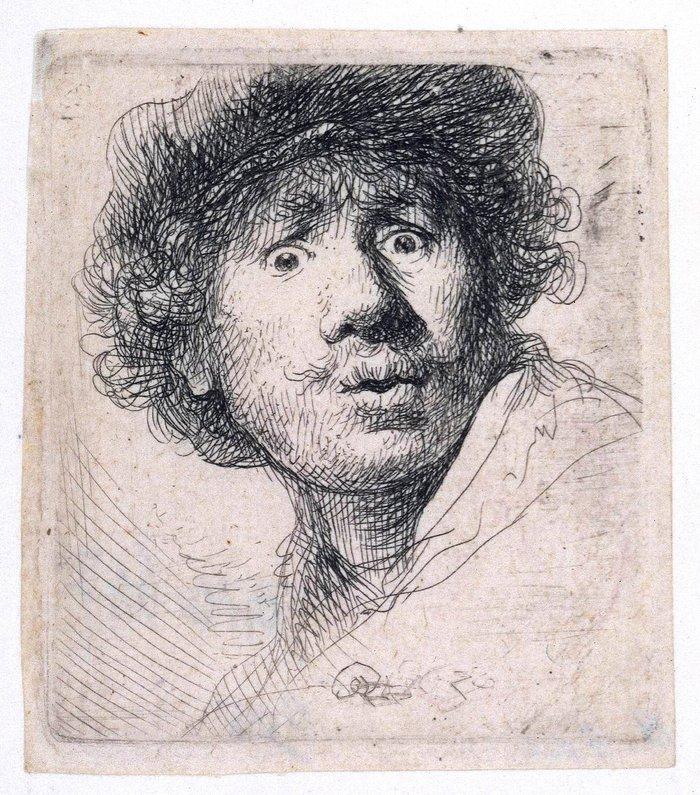 Selfies στο χαρτί από τον 17ο αιώνα μέχρι σήμερα