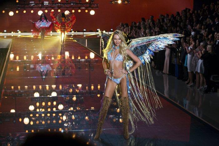 Το υπερθέαμα της Victoria's Secret - εικόνα 5