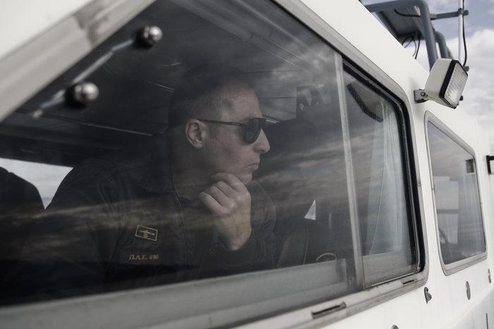 Ετσι ψάχνει το λιμενικό τους πρόσφυγες στη Λέσβο - Καρέ καρέ η έρευνα - εικόνα 5