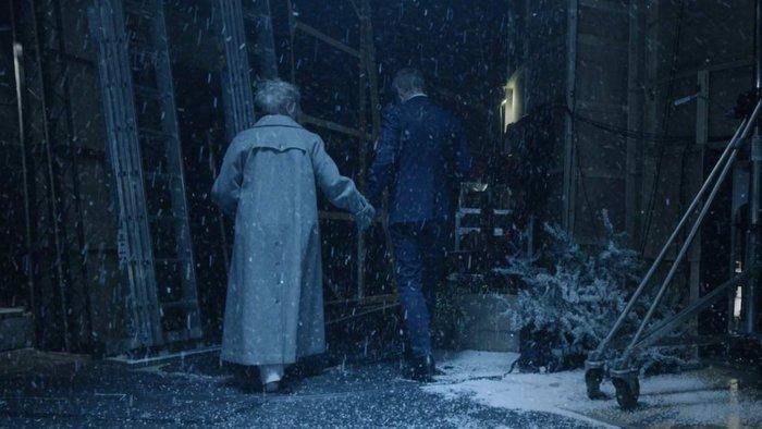 Κένεθ Μπράνα-Τζούντι Ντεντς το ζευγάρι του χειμώνα στο θεατρικό Λονδίνο - εικόνα 2
