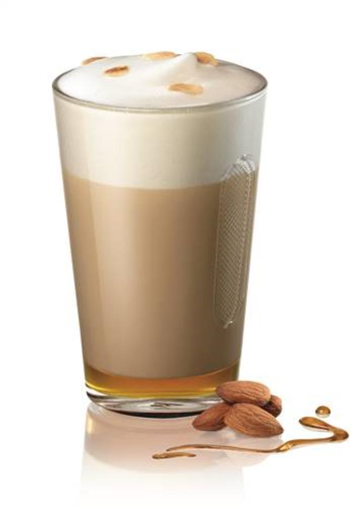Γλυκός Vanilla Amaretti Latte