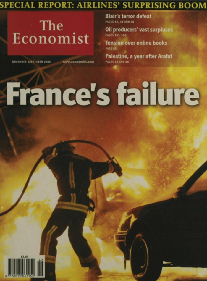 50 χρόνια ιστορίας μέσα από τα εξώφυλλα του Economist - εικόνα 3