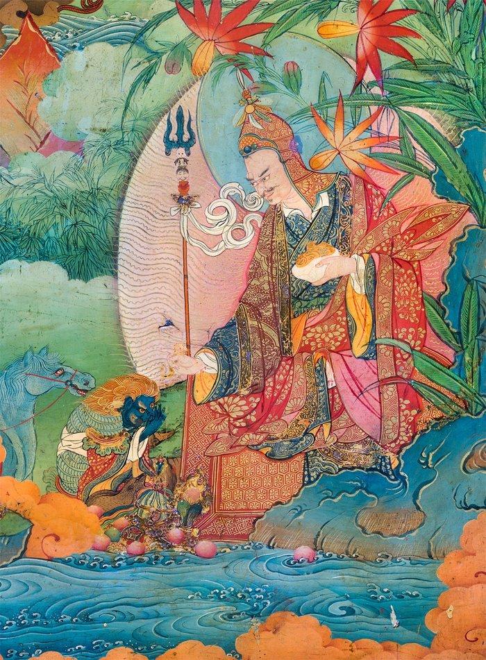 Ερωτισμός και πνευματικότητα σε ένα μυστικό ναό - εικόνα 2